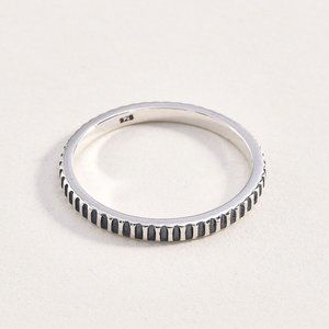 Sterling 925 Stacker Ring
